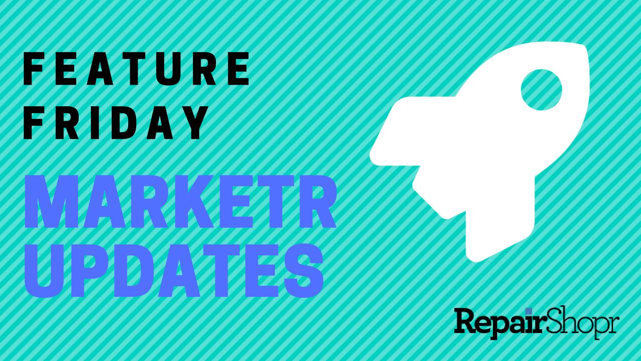 Marketr Updates