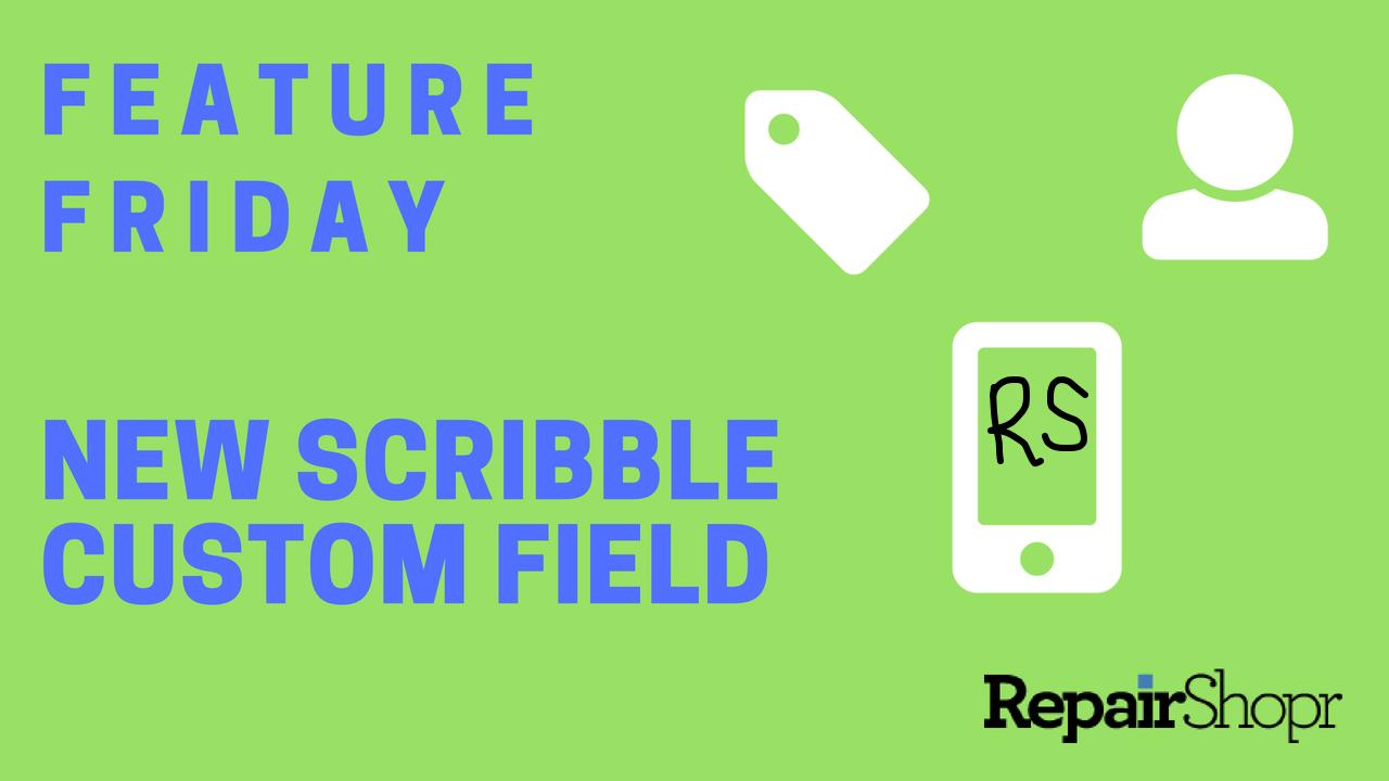 Scribble custom field