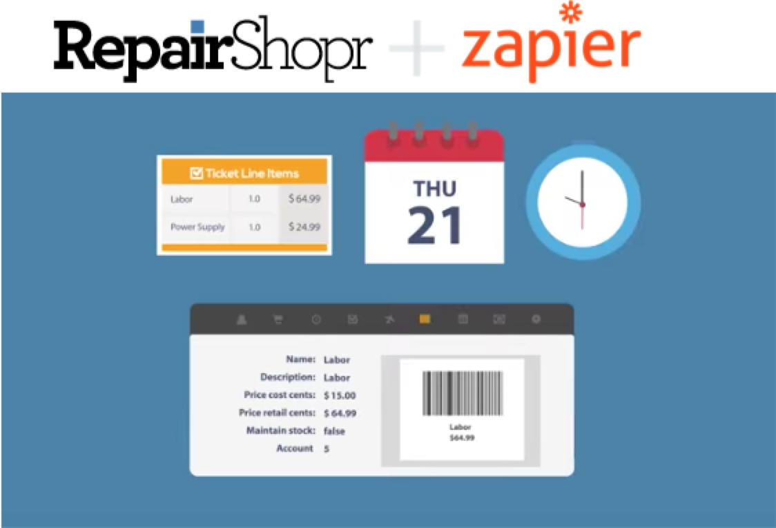 We just enabled hundreds of integrations in one swoop with Zapier