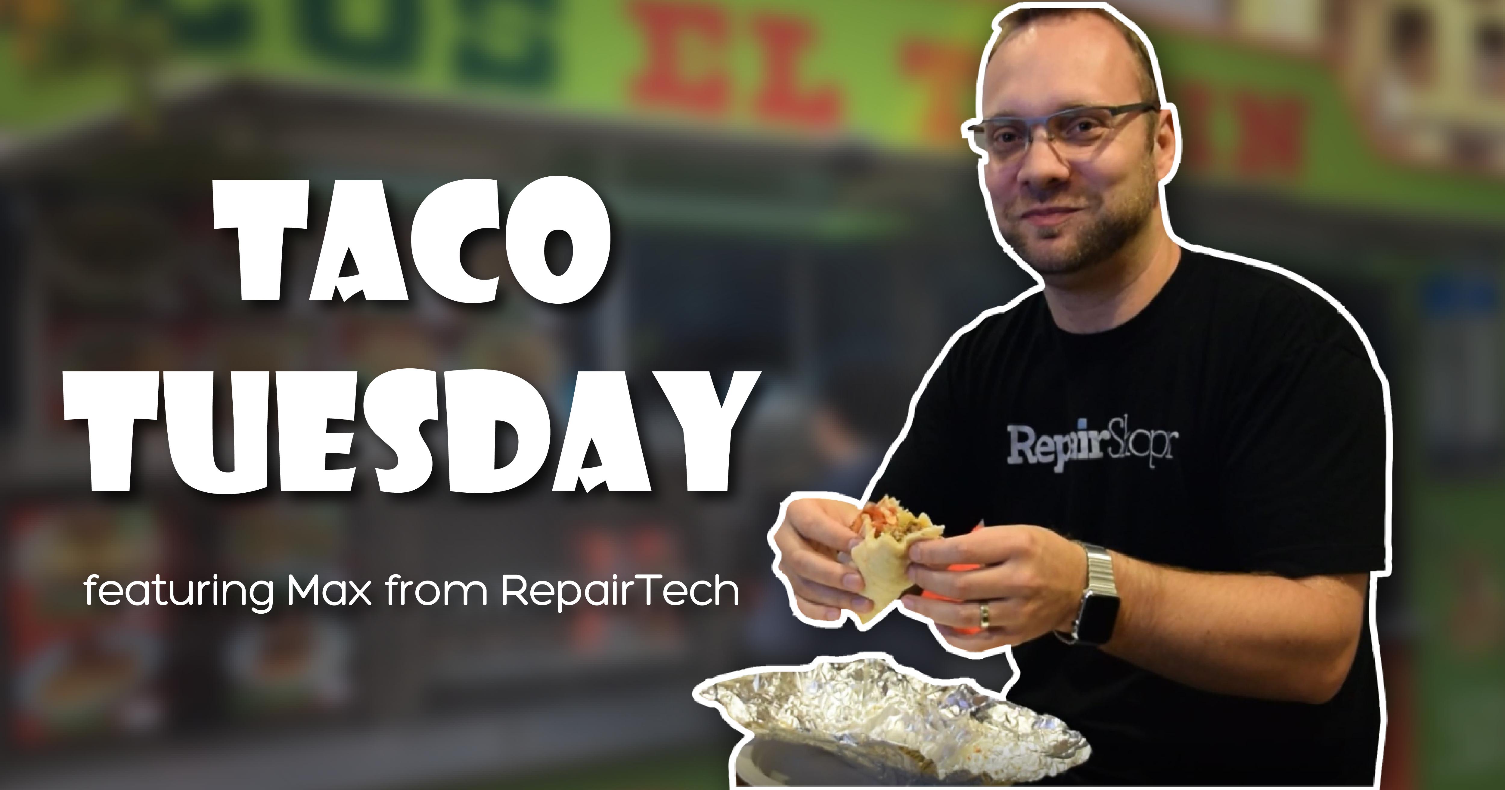 repairshopr taco tuesday