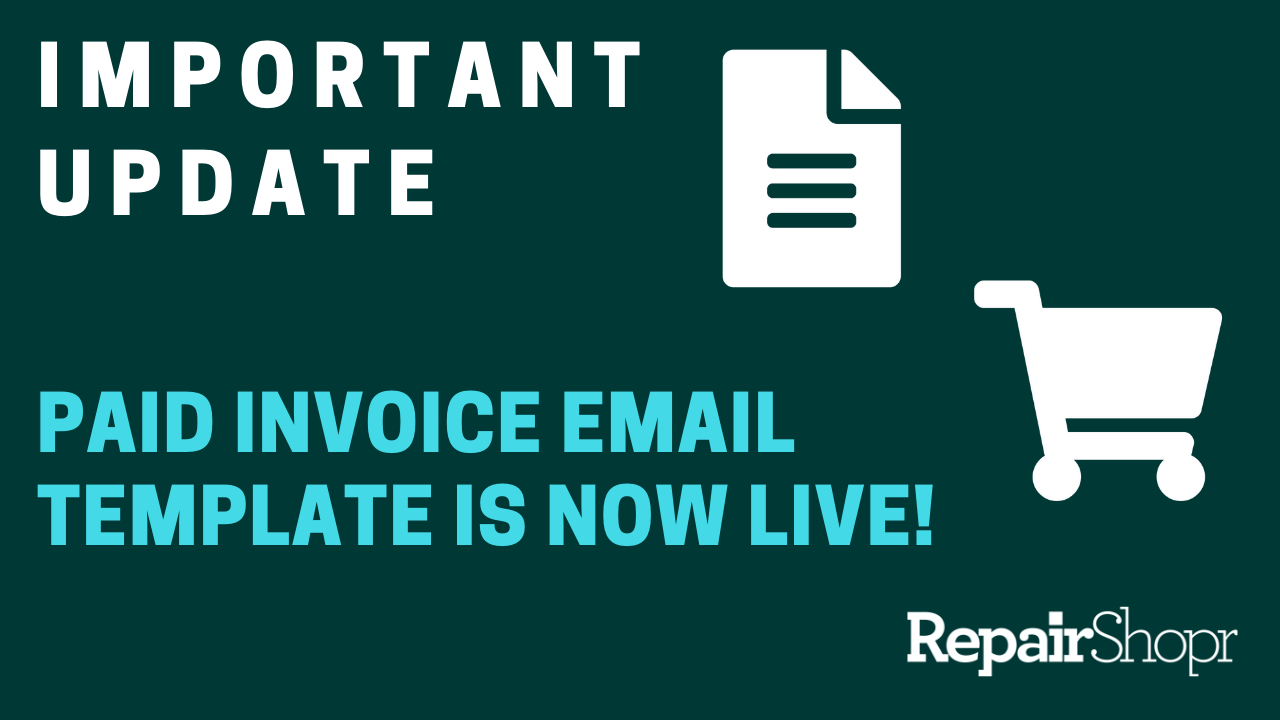 Paid Invoice Email Template is Now Live: Have You Edited Yours?
