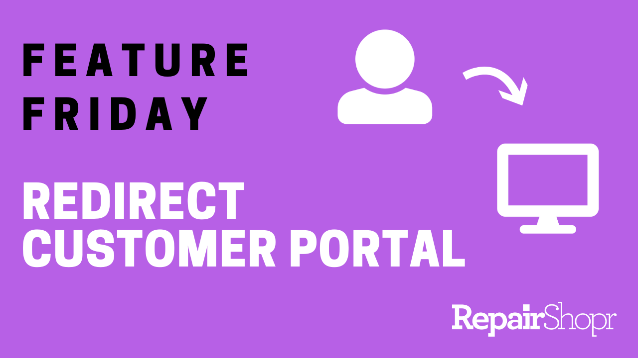 Feature Friday – You Can Now Redirect the Customer Portal!