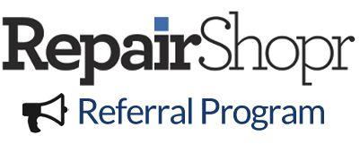 RepairShopr Anniversary Referral Program