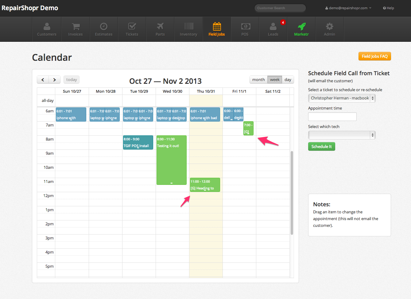 Full Sync with Google Calendar now ready!