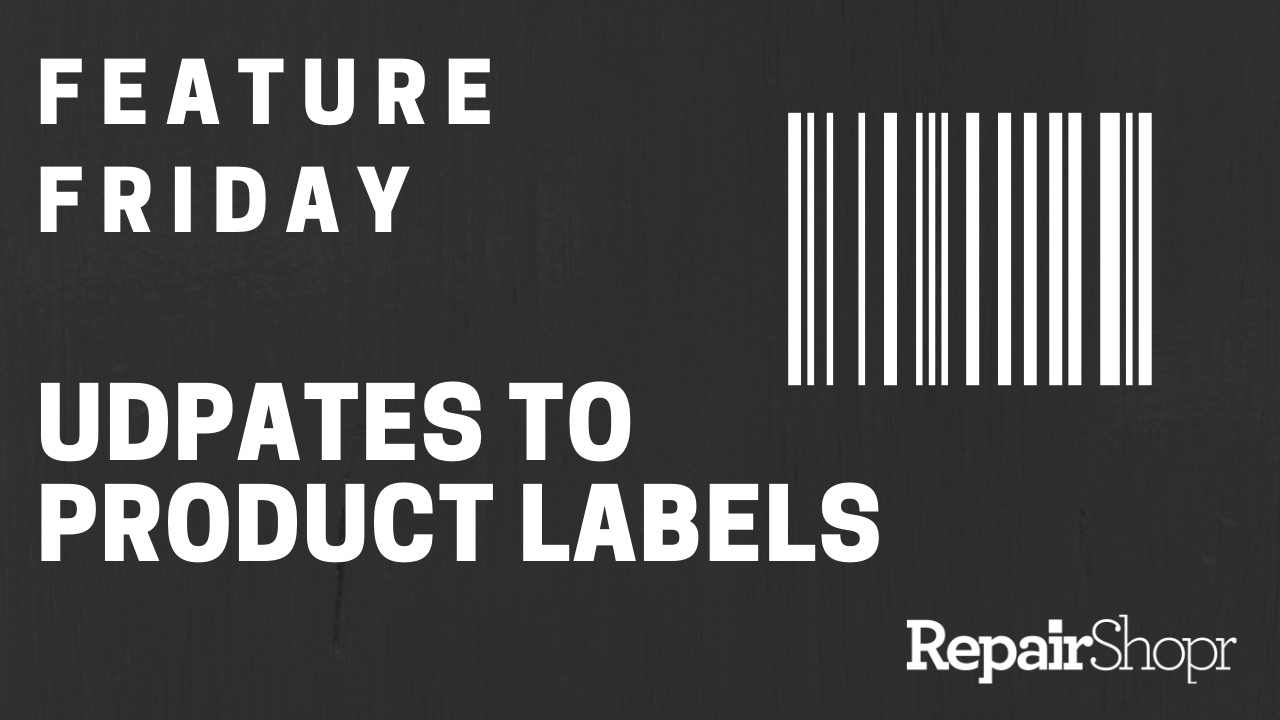 Basic Product Labels Now Work when Receiving Products on a Purchase Order