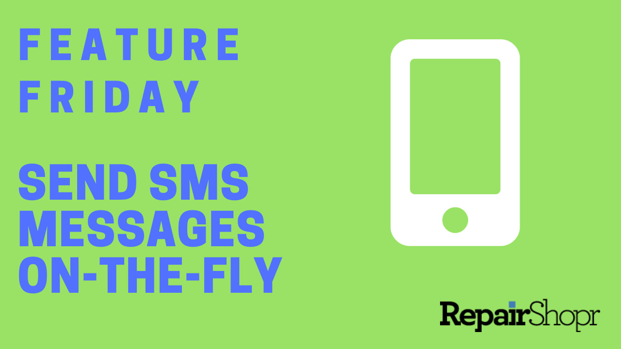 Feature Friday – Ad Hoc SMS Messaging Has Arrived!